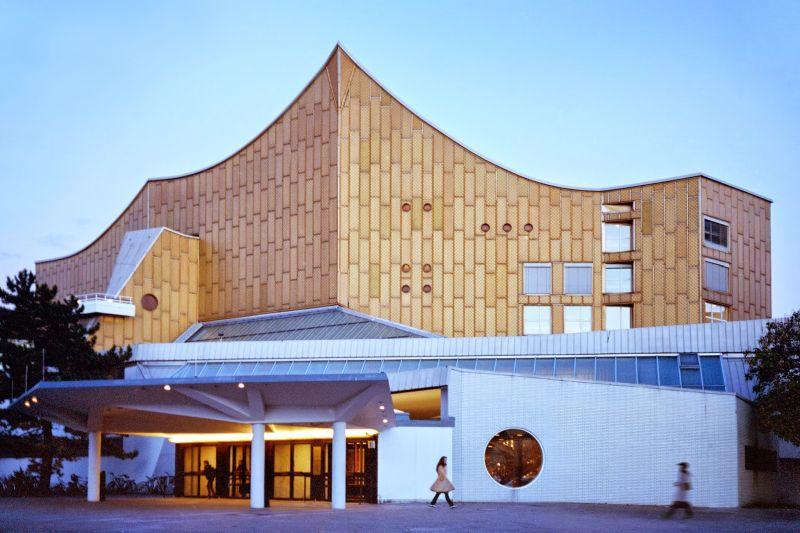 """La Filarmonica di Berlino"" - Wim Wenders"