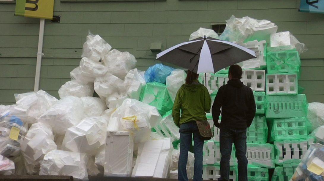laeffe_Zero rifiuti (The clean bin project)