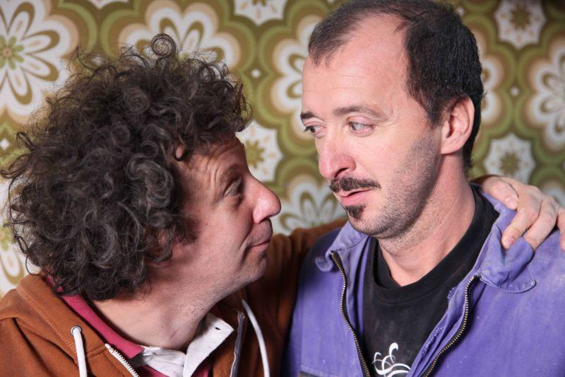 Andrea Muzzi e Massimiliano Gallicani