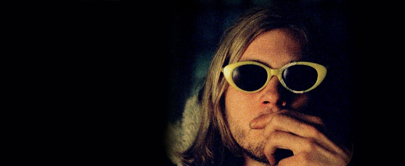 "Michel Pitt nei panni di Kurt Cobain in ""Last Days"""