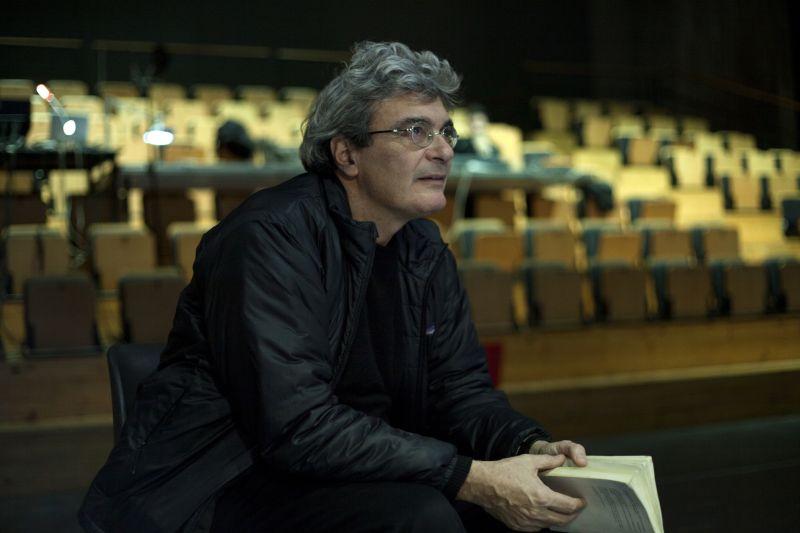 Mario Martone (foto di Mario Spada)