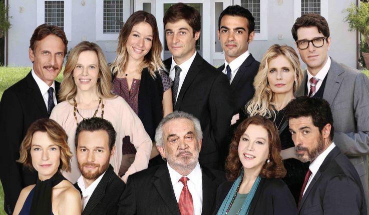 """Il cast stellare di """"Una Grande Famiglia 3"""""""