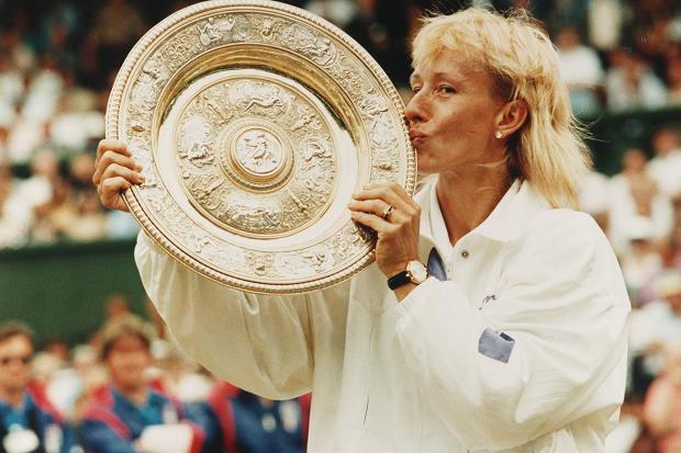 Con il titolo di Wimbledon
