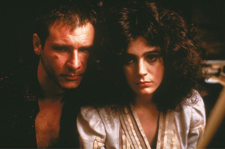 Deckard e Rachael
