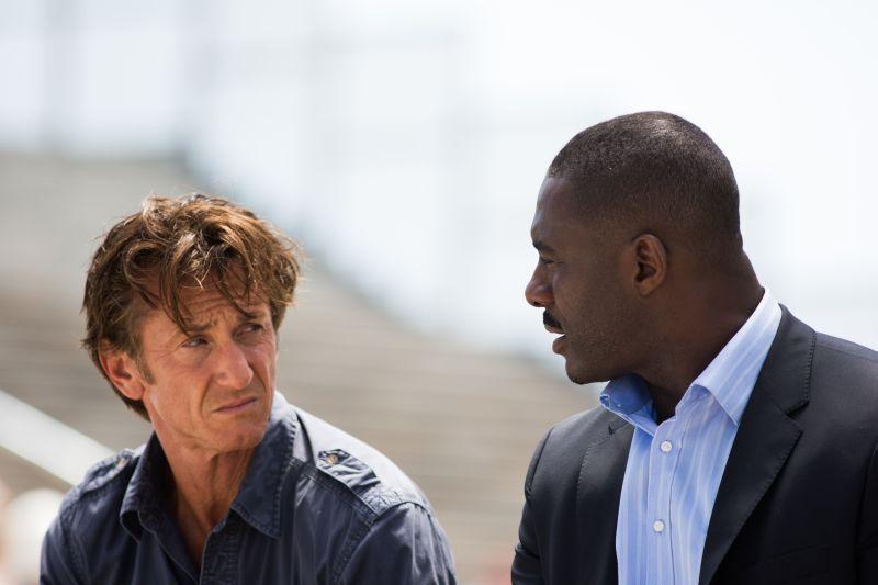 Sean Penn e Idris Elba