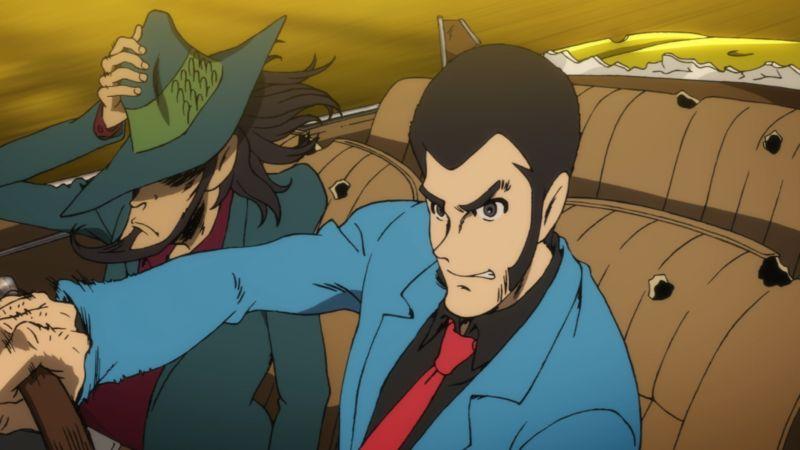 """""""Lupin III e Jigen"""""""