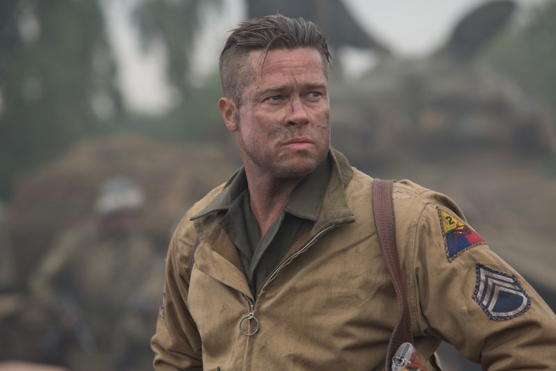 Wardaddy (Brad Pitt)