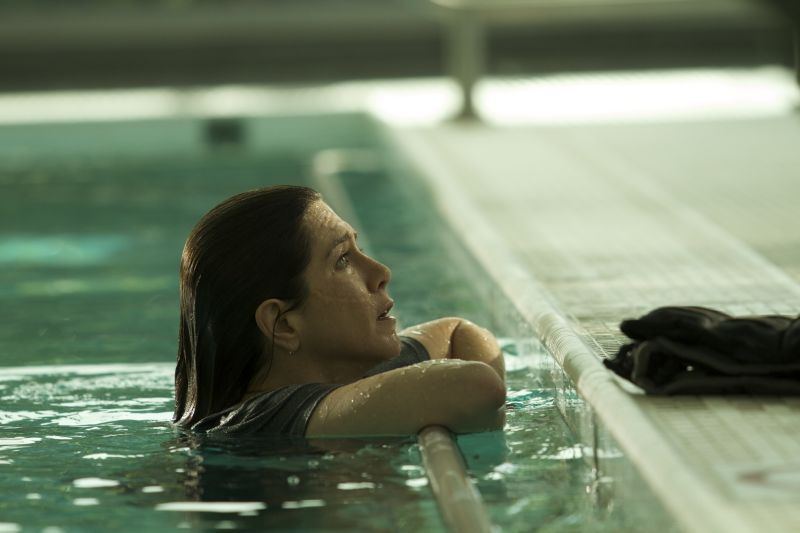 Jennifer Aniston è Claire