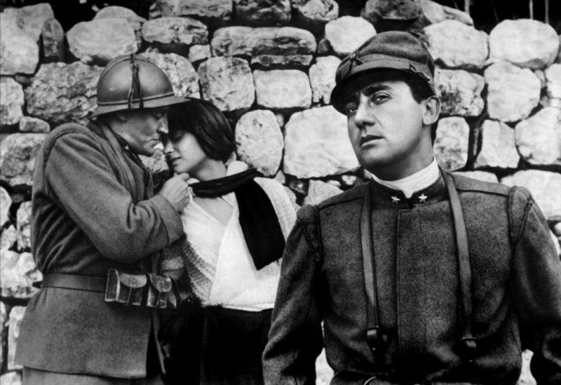 "Alberto Sordi ne ""La Grande Guerra"""