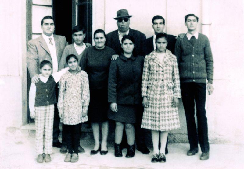 Rinaldi - Barbetta Family anni '60