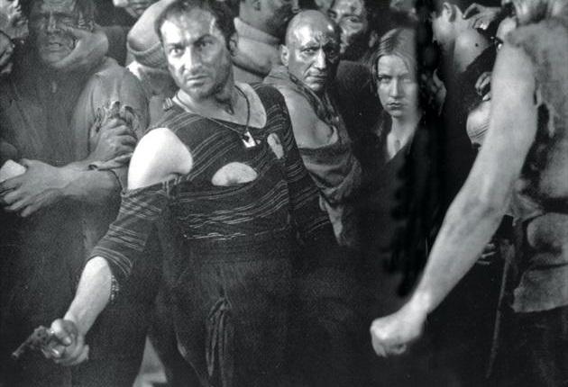 """""""Sole"""" di Alessandro Blasetti (1928)"""