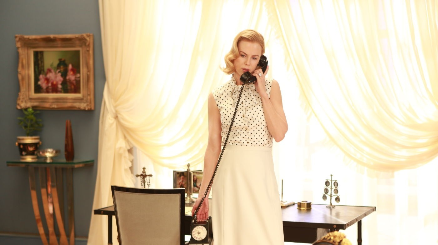 Nicole Kidman interpreta Grace Kelly