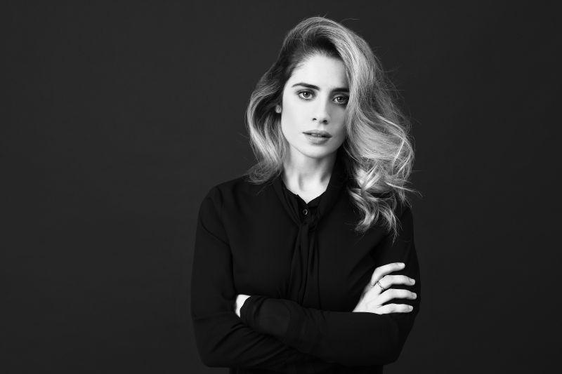 Greta Scarano (Foto di Cosimo Buccolieri)