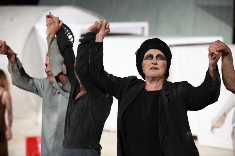 Francesca Benedetti si prende l'ovazione del pubblico