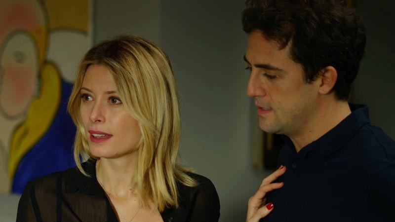 Euridice Axen e Leonardo Sbragia