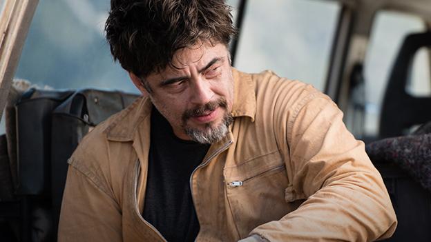 """Benicio Del Toro in """"A Perfect Day"""""""