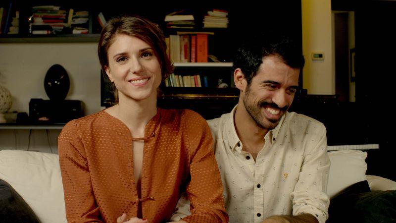 Melissa Bartolini e Jacopo Cullin