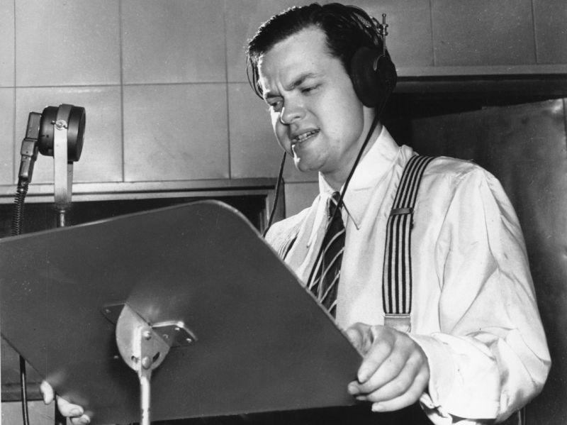 "Orson Welles e ""La Guerra dei Mondi"" (1938)"
