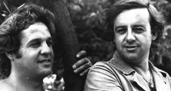 Renato Pozzetto con Cochi Ponzoni