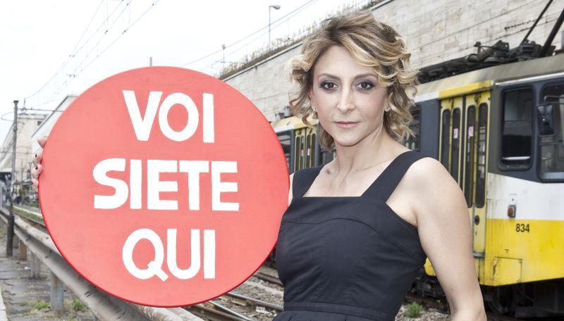 """Paola Minaccioni con """"Voi Siete Qui"""""""