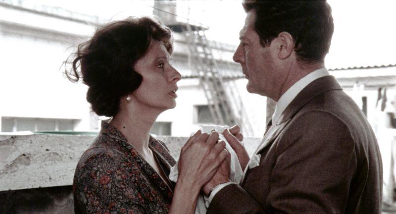 """Sophia Loren e Marcello Mastroianni in """"Una Giornata Particolare"""""""