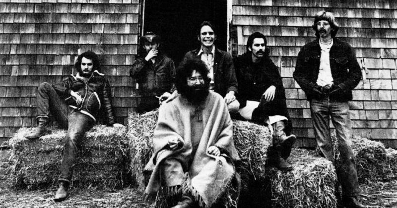 I Grateful Dead nel 1970