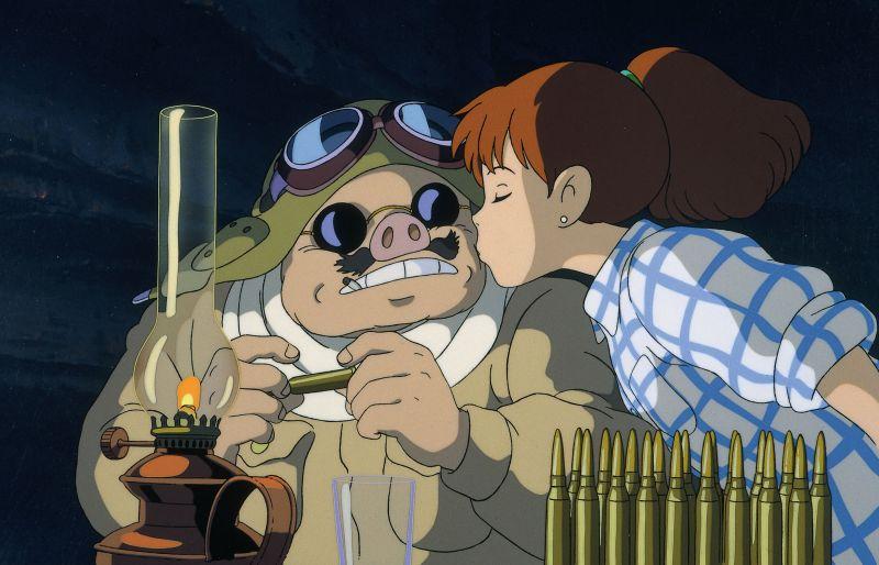 """""""Porco Rosso"""" del maestro Miyazaki"""
