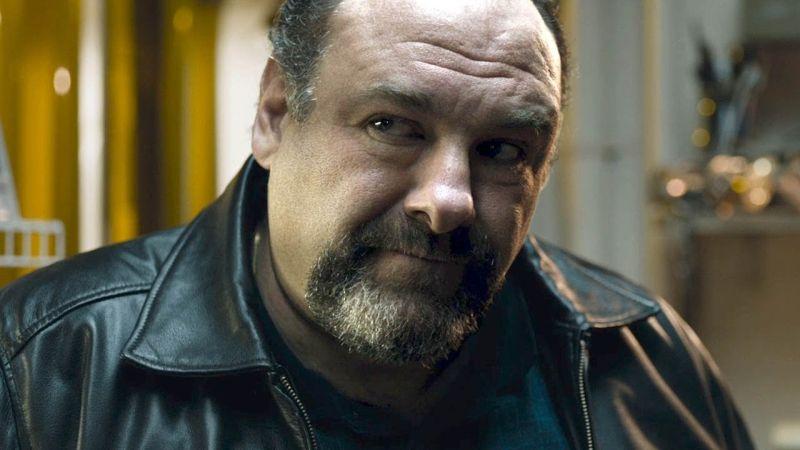 """James Gandolfini in """"Chi è Senza Colpa"""""""