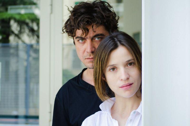 Riccardo Scamarcio e Daniela Ramirez