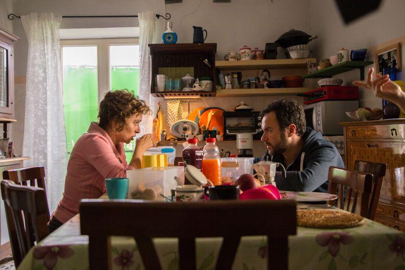 Valeria Golino e Massimiliano Gallo