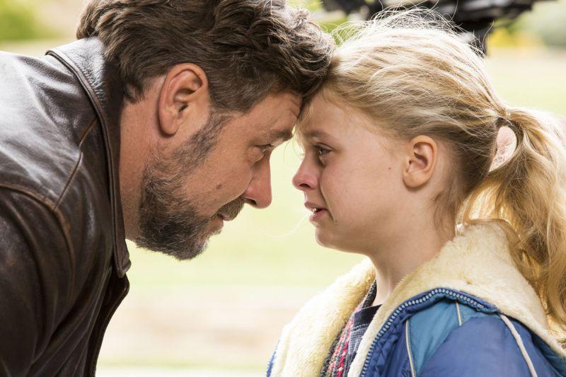 Jake e la piccola Katie (Kylie Rogers)
