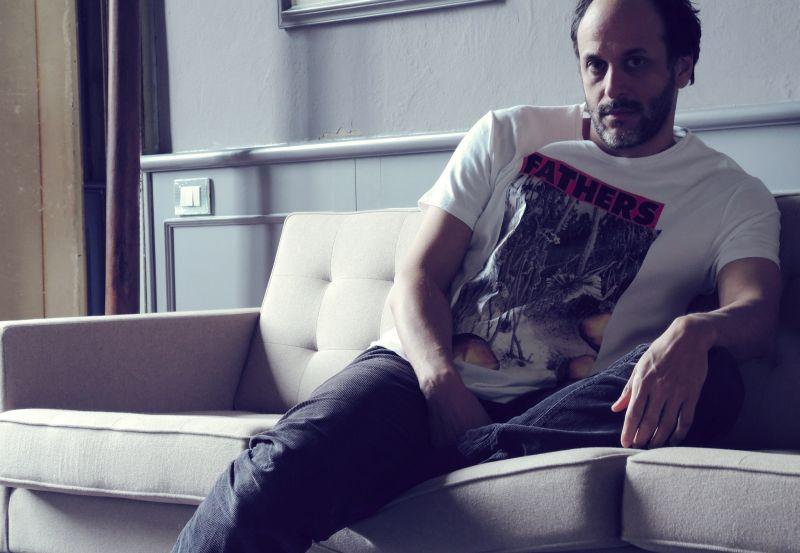 Il regista Luca Guadagnino (foto di Alessio Bolzoni)