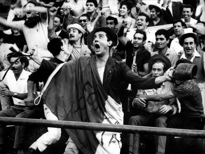 """Vittorio Gassman ne """"I Mostri"""" di Dino Risi"""