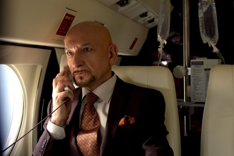 "Ben Kingsley in ""Self/Less"""