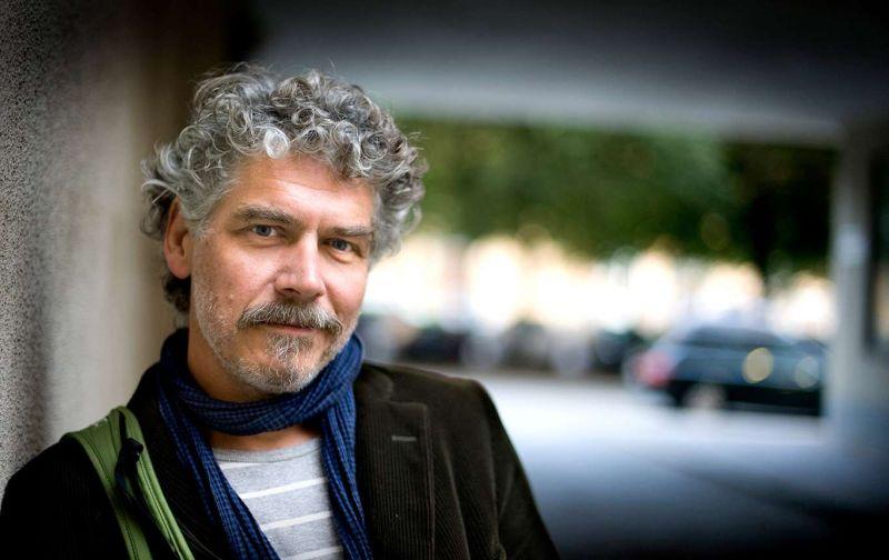 Il regista Daniel Alfredson