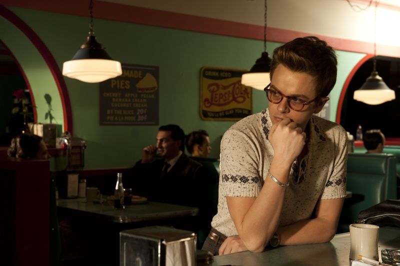 Dane DeHaan è James Dean