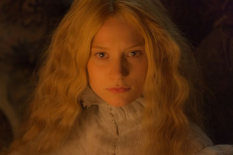 Mia Wasikowska (foto di Kerry Hayes)