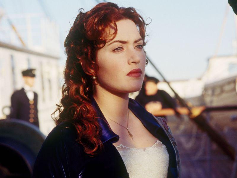 """L'indimenticabile personaggio di Rose nel celeberrimo """"Titanic"""""""