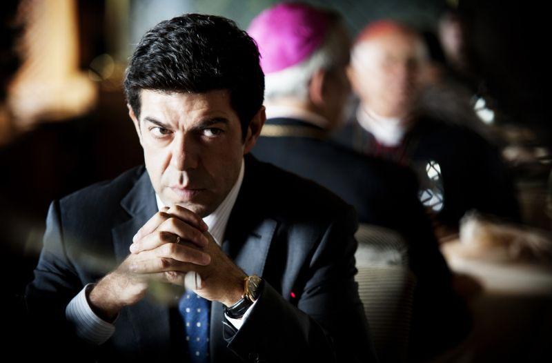 Pierfrancesco Favino è Filippo Malgradi (foto Emanuela Scarpa)