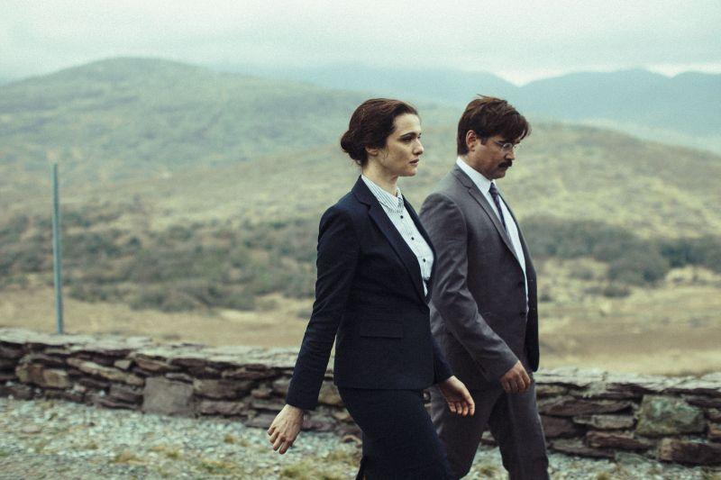David e la Donna Miope fuggono verso la Città