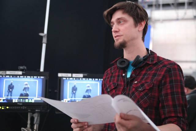 Il regista Andy Muschietti
