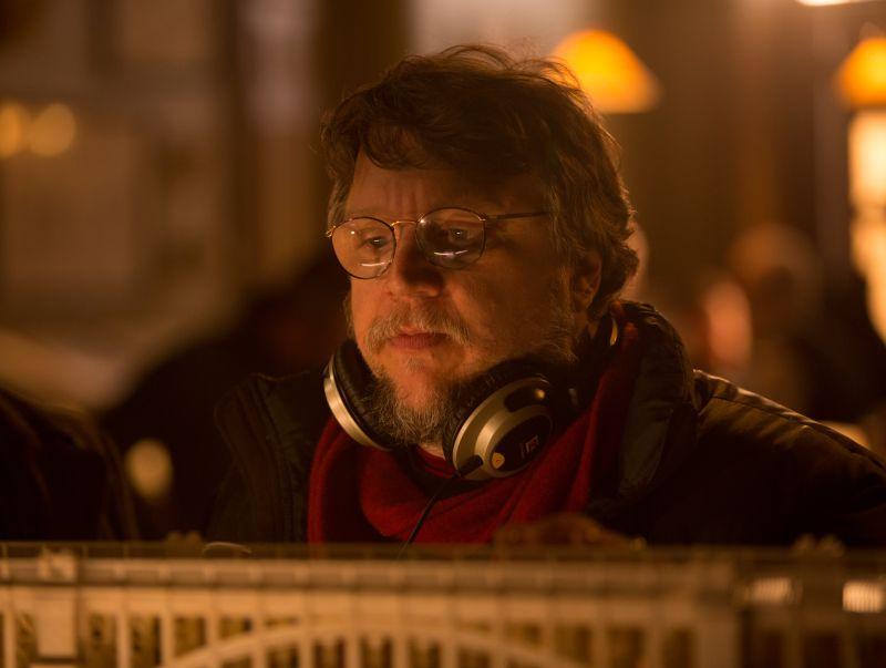 Guillermo Del Toro (foto di Kerry Hayes)