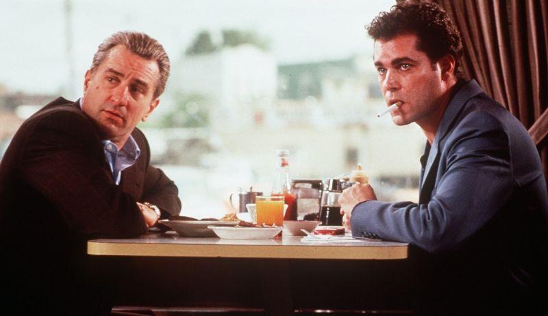 Robert De Niro e Ray Liotta