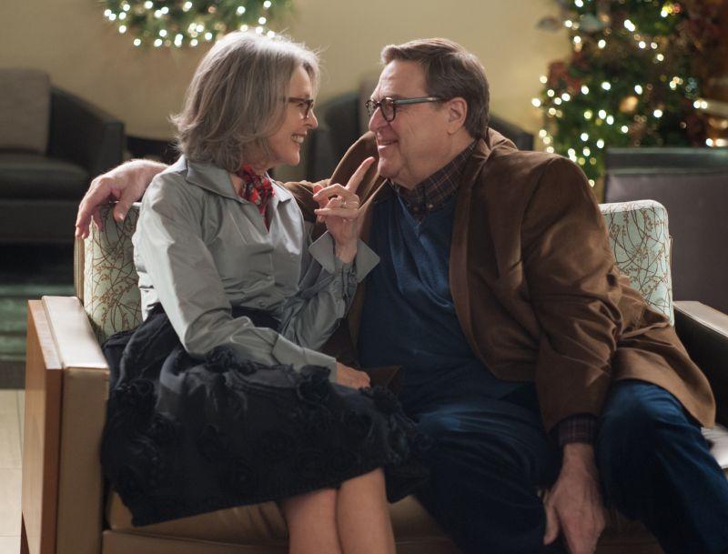 Diane Keaton e John Goodman