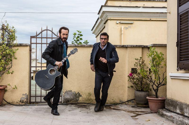 David e Marcello (foto di Loris T. Zambelli)