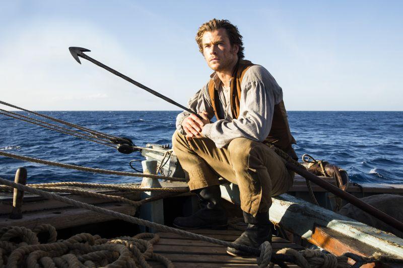 Chris Hemsworth (foto © 2015 Warner Bros and Ratpac-Dune)