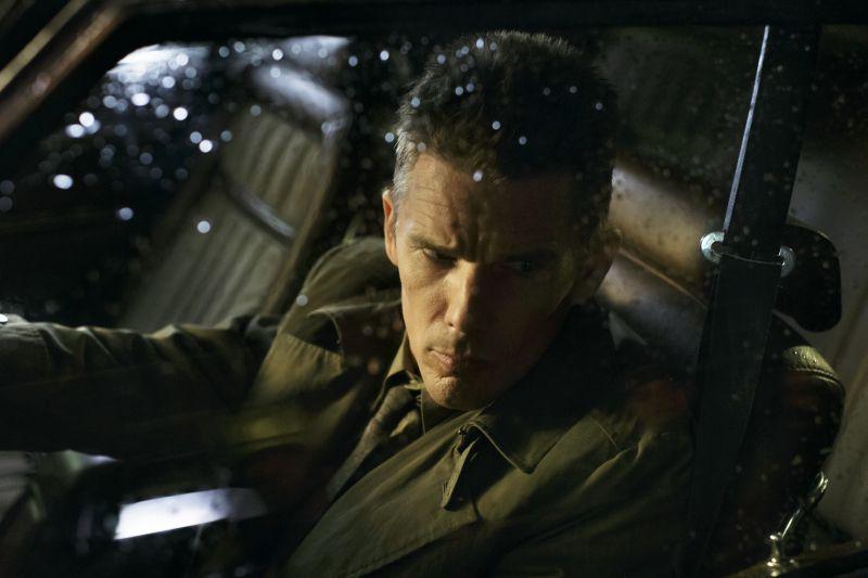 Ethan Hawke è il Detective Kenner (foto di Jan Thijs)