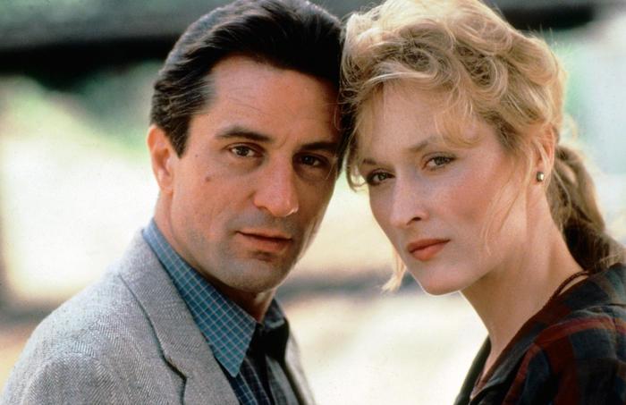Robert De Niro e Meryl Streep