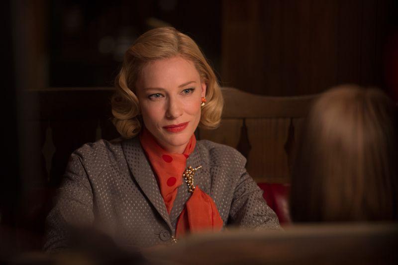 Cate Blanchett è Carol