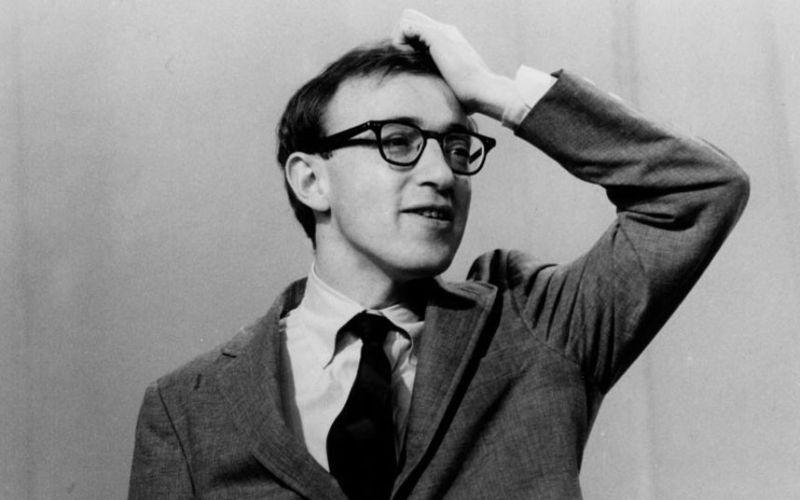 1964, Woody è il maestro della Stand up comedy